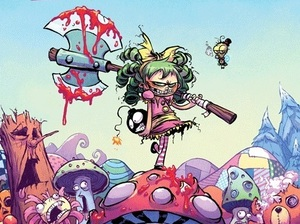 I HATE FAIRYLAND book cover
