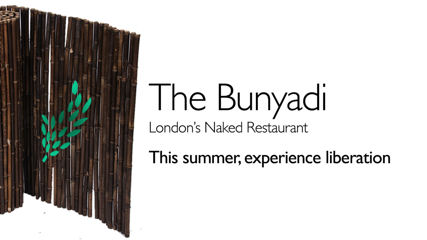 A New Naked Restaurant Says It Has An 8000 Person Waiting List To