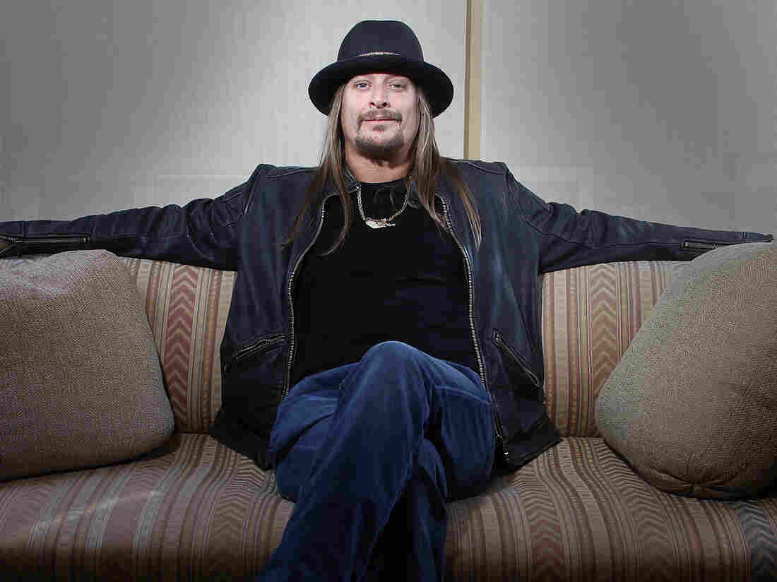 Kid Rock has come up with new ways to beat the scalpers. (Photo by Carlo Allegri/Invision/AP, file)
