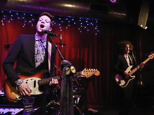Mayer Hawthorne on KCRW