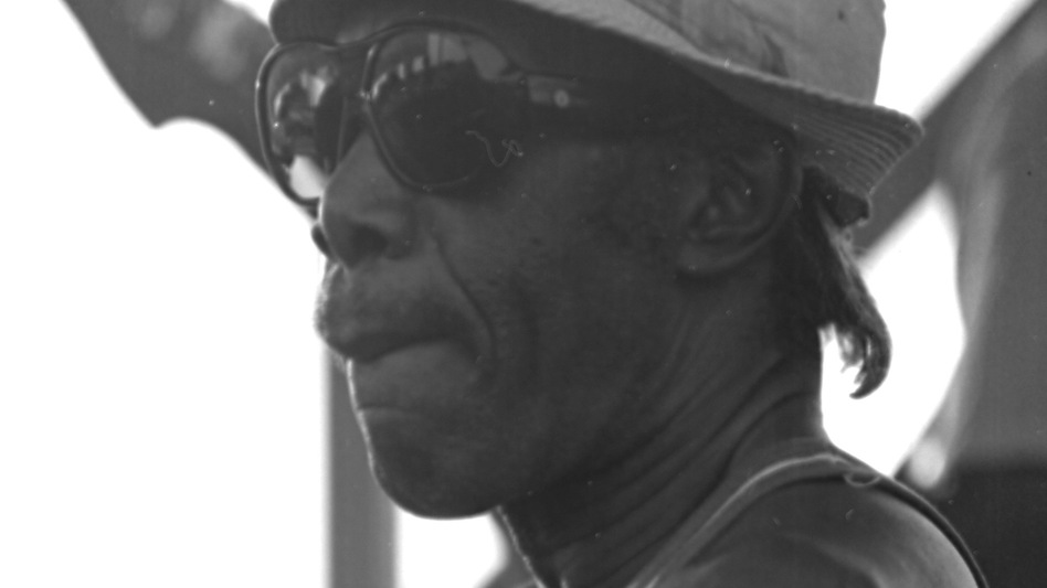 Professor Longhair. (Courtesy of Orleans Records)