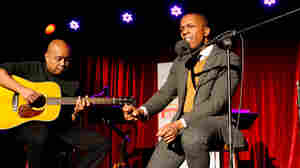 AMA Bonus: Leslie Odom Jr. Performs 'The Guilty Ones'