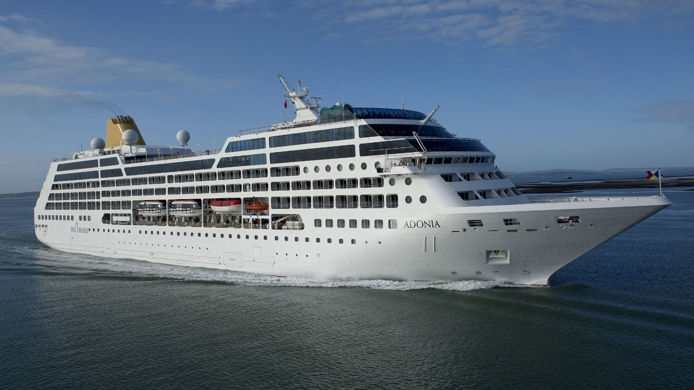 Carnival Cruise Ship NPR - How old are carnival cruise ships