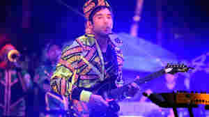 Watch Sufjan Stevens' Performance At Coachella