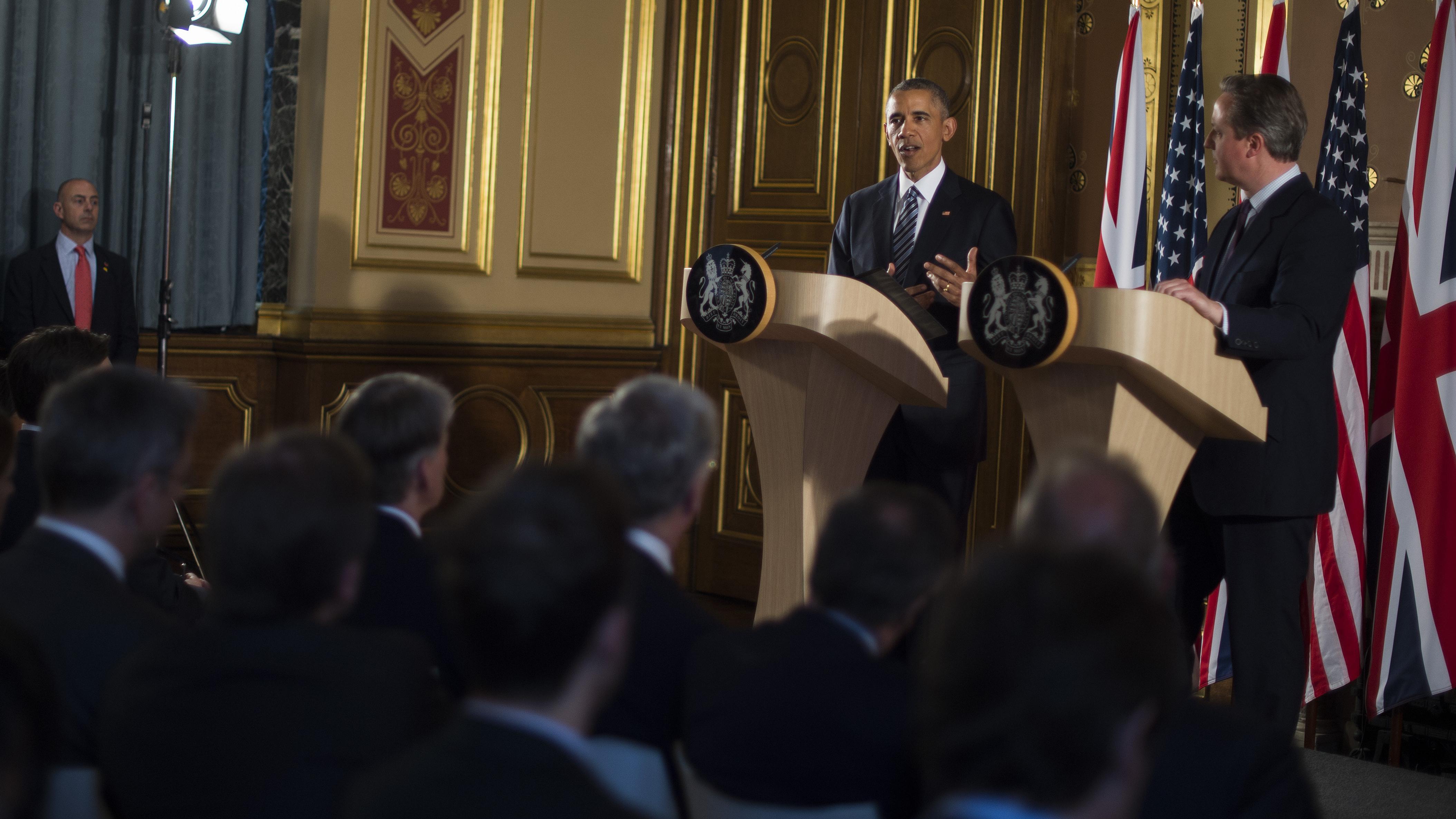 Like Everyone Else, Obama Woke Up Friday Morning And Played Prince's 'Purple Rain'