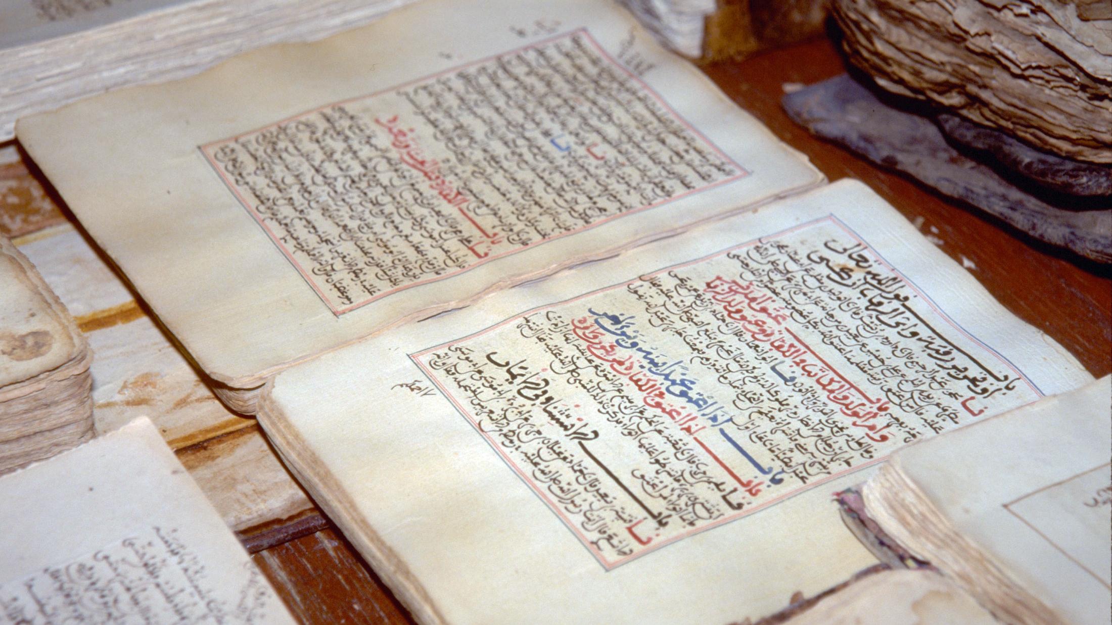 Timbuktu's 'Badass Librarians': Checking Out Books Under Al-Qaida's Nose