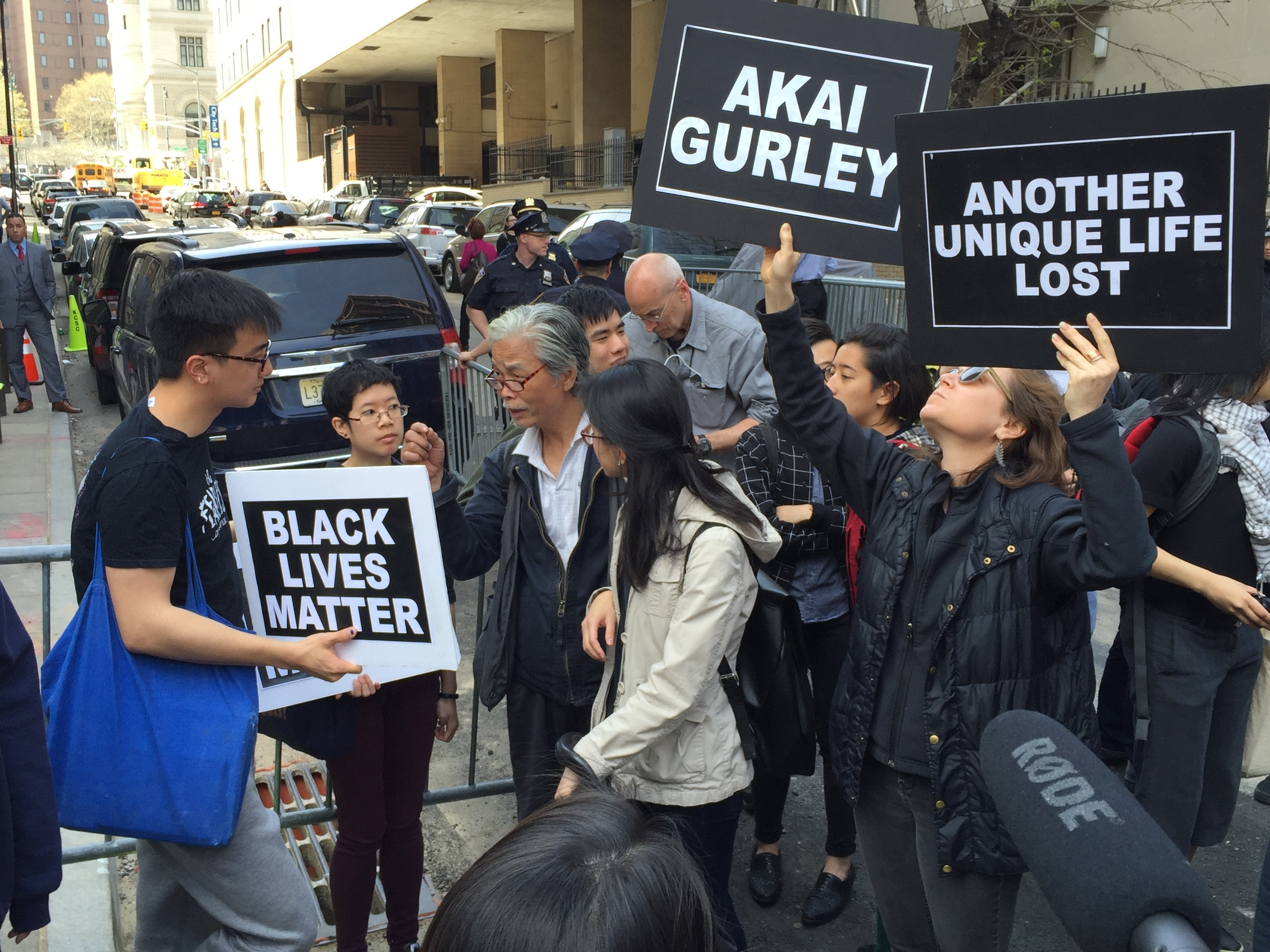 'Awoken' By N.Y. Cop Shooting, Asian-American Activists Chart Way Forward