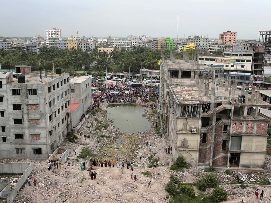 3 Years Later, Bangladeshi Survivors Remember The Collapse Of Rana ...
