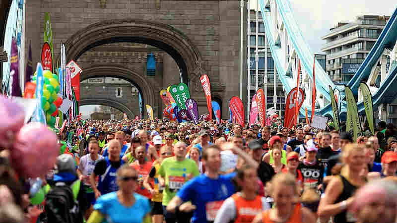 Astronaut Completes London Marathon From The International Space Station