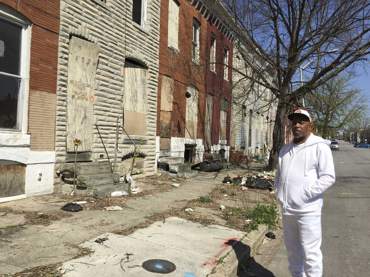 Senior Housing Baltimore City