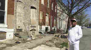 In Baltimore, Hopes Of Turning Abandoned Properties Into Affordable Homes
