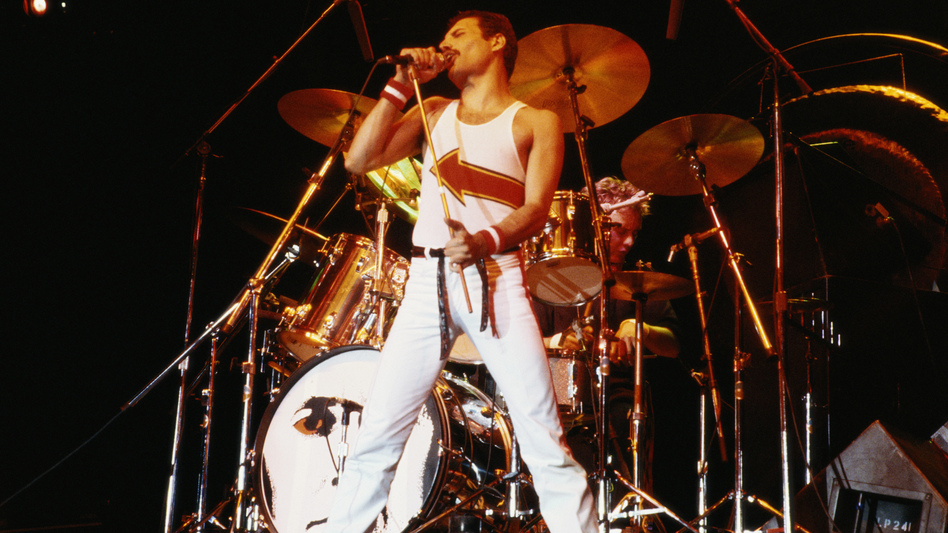 A recent study aims to explain the science behind the power of Freddie Mercury's voice. (Getty Images)