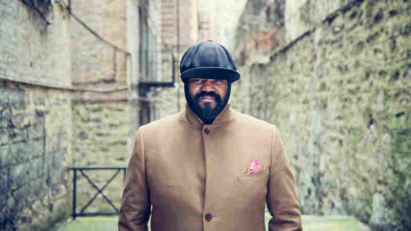 Gregory Porter's new album, Take Me To The Alley, comes out May 6.