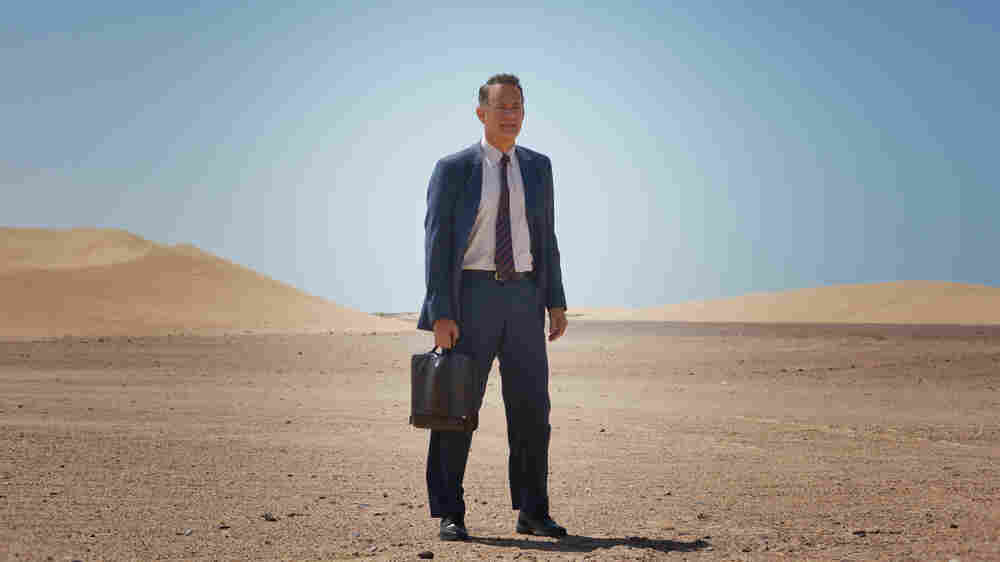 Tom Hanks Says Self-Doubt Is 'A High-Wire Act That We All Walk'