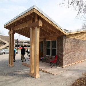 Swell Tiny Houses Built By High School Students For West Virginia Flood Largest Home Design Picture Inspirations Pitcheantrous