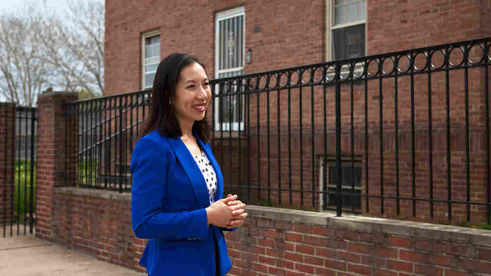Lesson Learned For Baltimore's Health Commissioner: 'I Like A Fight'