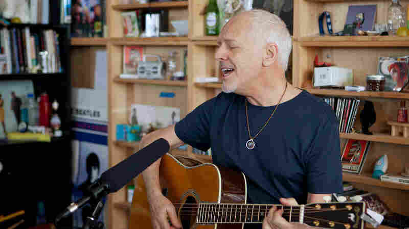 Peter Frampton: Tiny Desk Concert