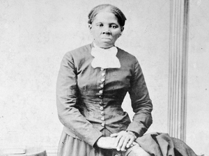 Harriet Tubman, pictured between 1860 and 1875. The woman who will soon become the first African-American to grace an American currency note self-funded many of her heroic raids to save slaves by cooking.