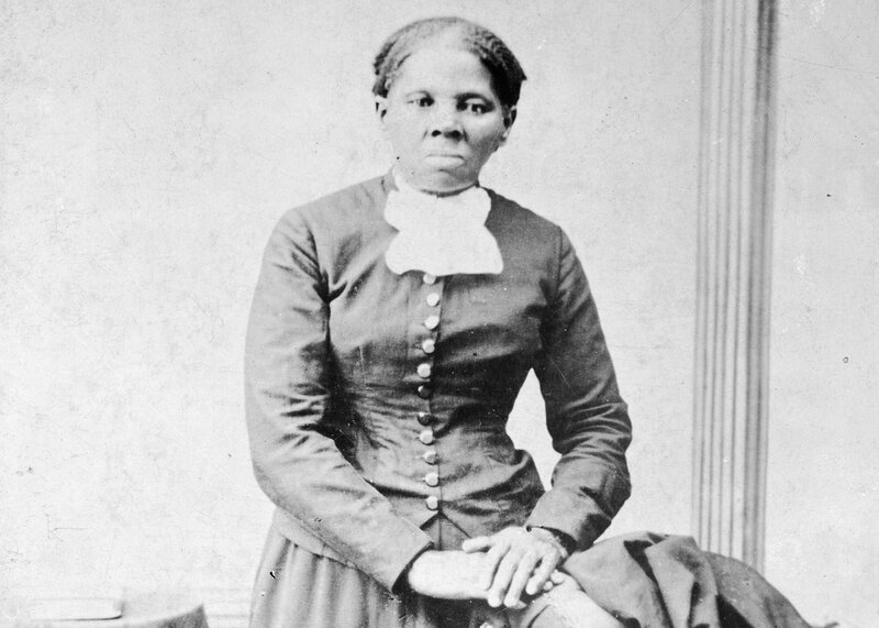 harriet tubman parents names