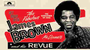 The latest release of James Brown's music, Get Down with James Brown: Live at the Apollo Vol 4, was recorded in 1972 — and finally released this year.