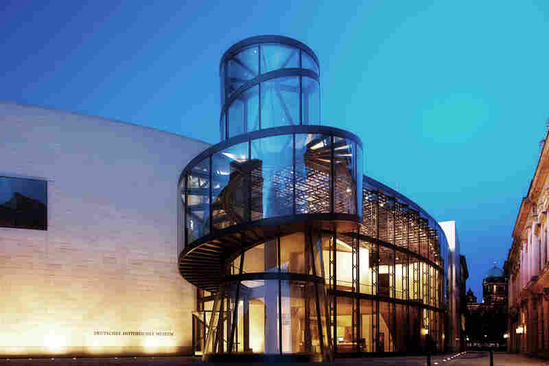 I. M. Pei designed the exhibition hall of the German Historical Museum in Berlin.