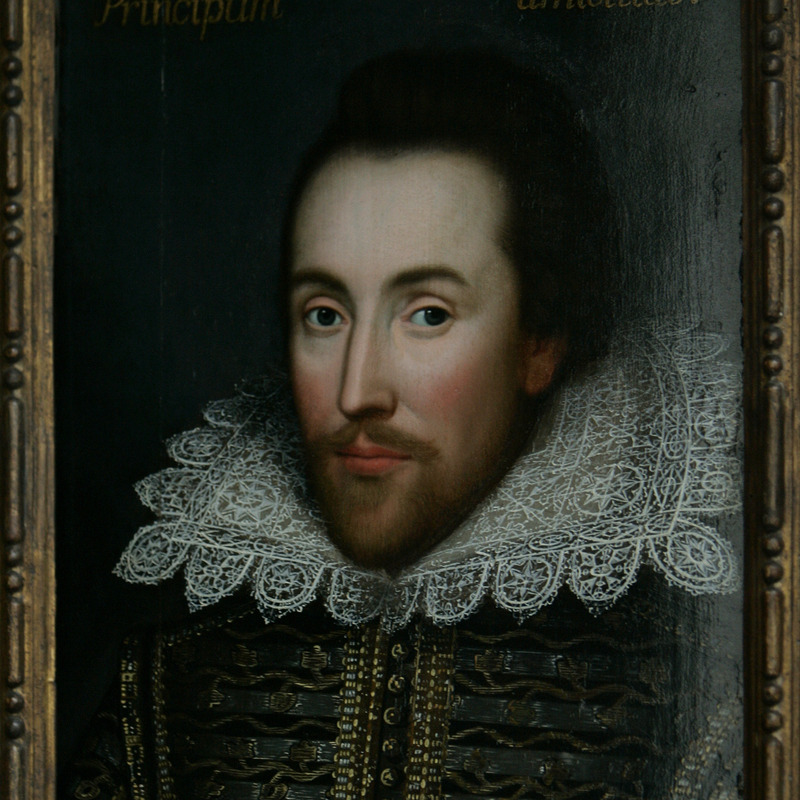 """the argument about the authenticity of william shakespeares authorship Is it any wonder that controversy swirls around the authorship of the 154 sonnets   at heart, the shakespeare debate is about more than missing records  """" there are documents from william shakespeare's life that concern his  the two  portraits of shakespeare that have been widely accepted as authentic have  probably."""