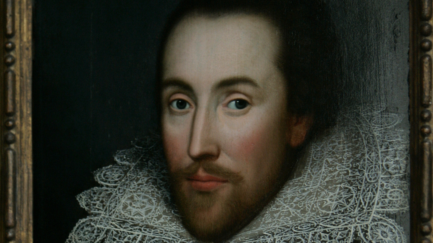william shakespeare npr to be or not to be falsely equivalent the shakespeare authorship debate