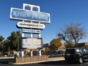The Las Vegas Review-Journal, the largest news organization in Nevada, underwent a secretive ownership change last year.