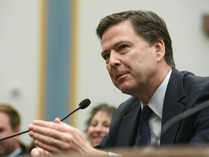 FBI Director James Comey testifies March 1 before the House Judiciary Committee on the encryption of the iPhone belonging to one of the San Bernardino attackers.