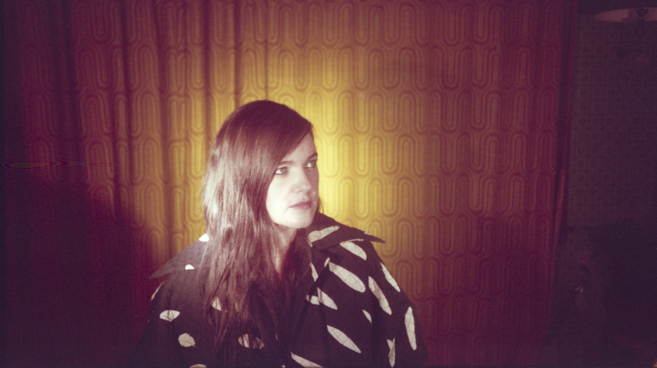 Julianna Barwick's new album, Will, comes out May 6. (Courtesy of the artist)