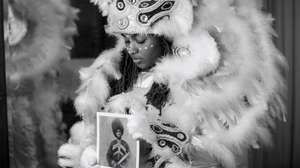 The Mardi Gras Indian Of 'Lemonade'