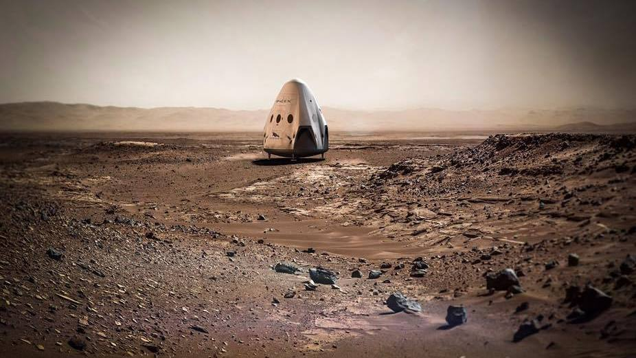 Mars By 2018? SpaceX And NASA Announce A New Space Project
