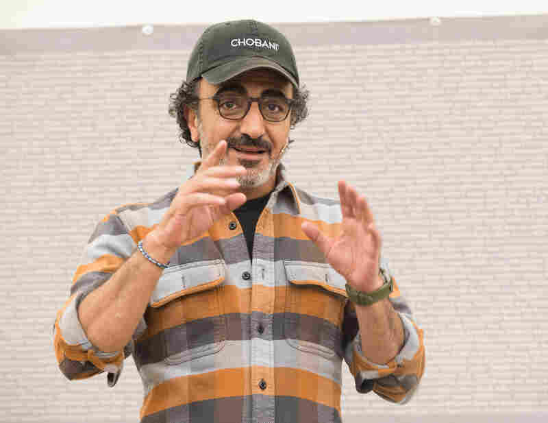 Ulukaya, who also founded Chobani, personally determined the shares each employee received, based on their role and tenure at the company.
