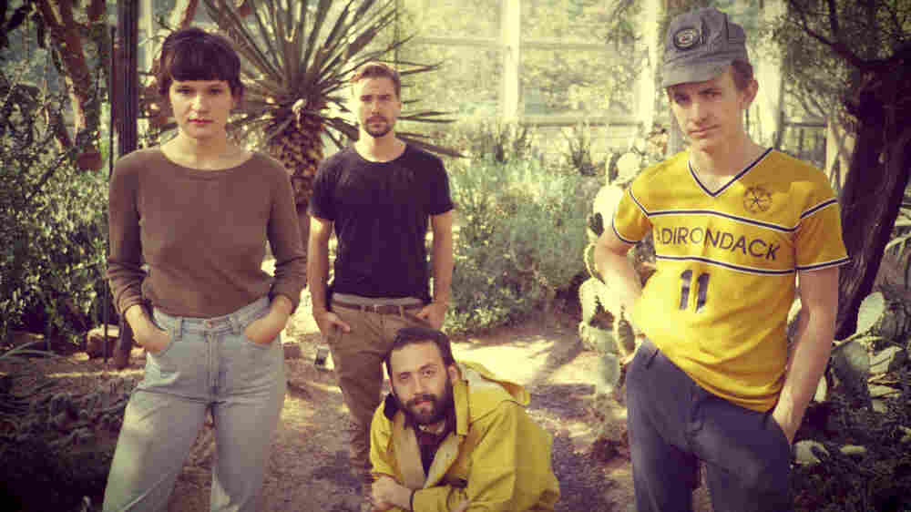 """Big Thief's """"Real Love"""" is a favorite at opbmusic in Portland, Ore."""