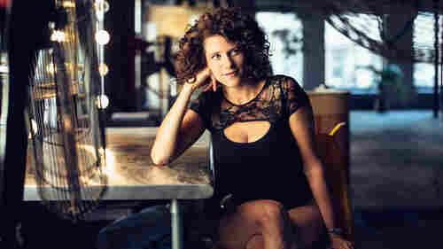 Cyrille Aimée's new album is Let's Get Lost.