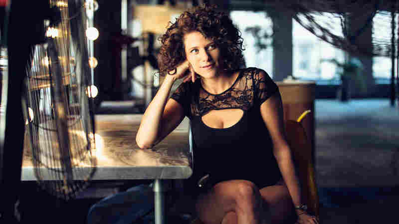 Cyrille Aimée's new album is Let's Get Lost.