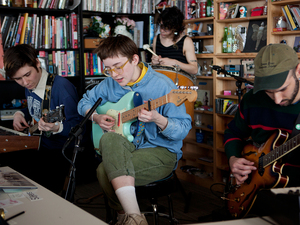 Tiny Desk Concert with Florist.