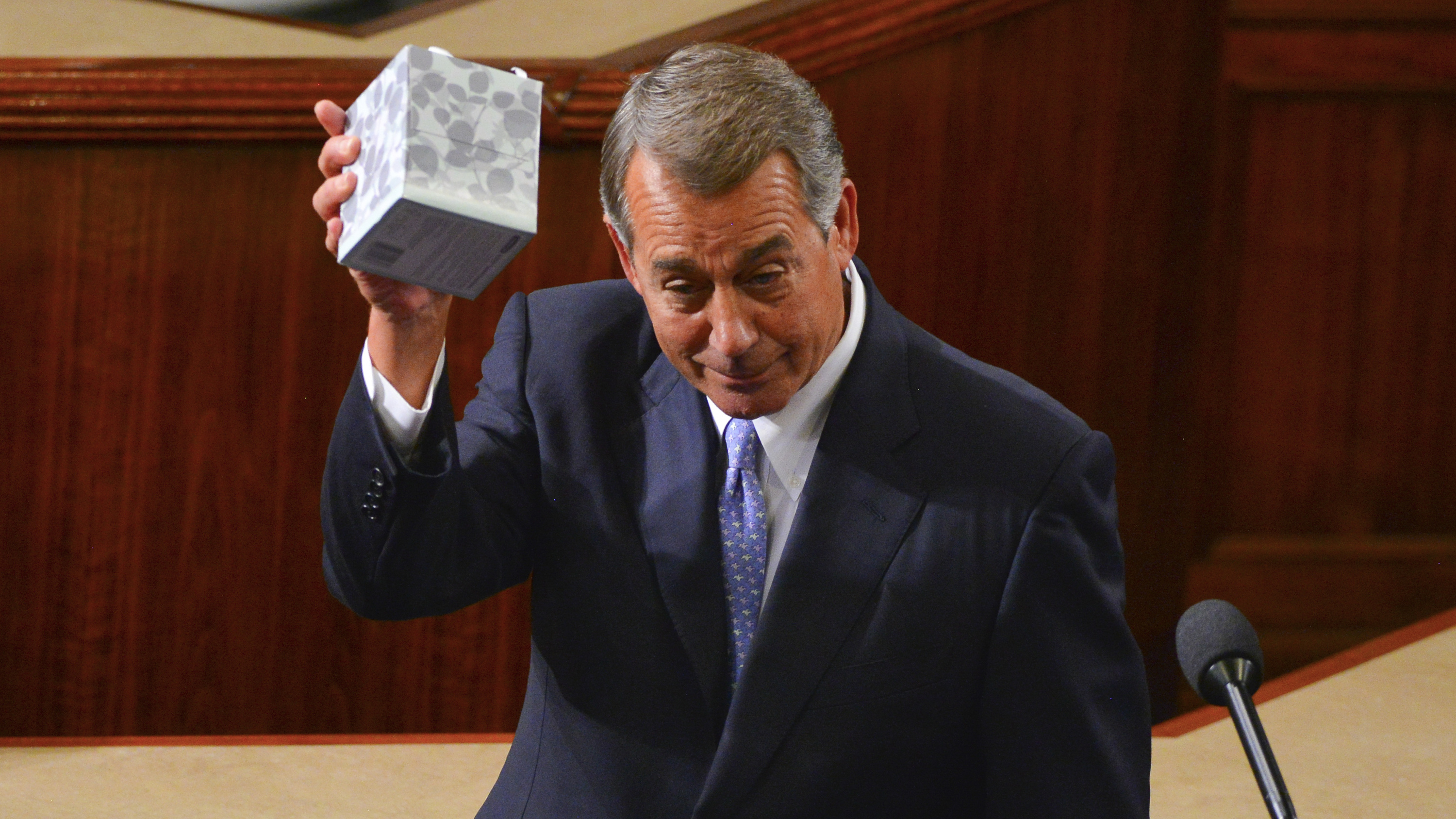 Boehner Says He's Never 'Worked With A More Miserable Son Of A Bitch' Than Cruz
