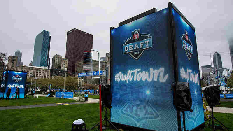 The 2016 NFL draft kicks off in Chicago on Thursday.