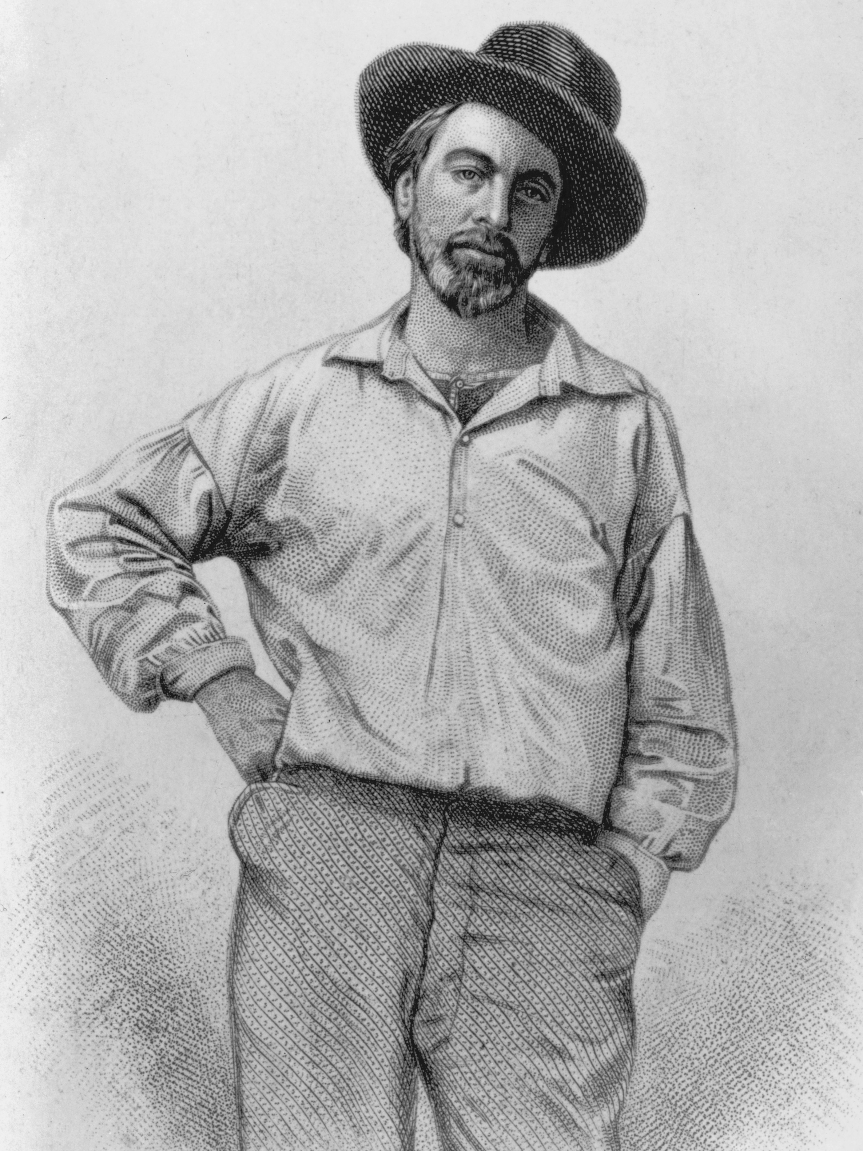 Song Of My Self-Help: Follow Walt Whitman's 'Manly Health' Tips (Or Maybe Don't)