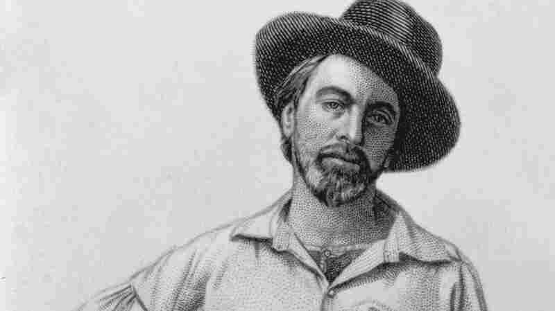 """Manly health!"" Whitman wrote in the New York Atlas. ""Is there not a kind of charm --€"" a fascinating magic in the words?"" The poet is seen here in an engraving that appeared in several editions of Leaves of Grass."