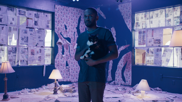 "A still from Kaytranada's ""Glowed Up."" (Courtesy of the artist)"
