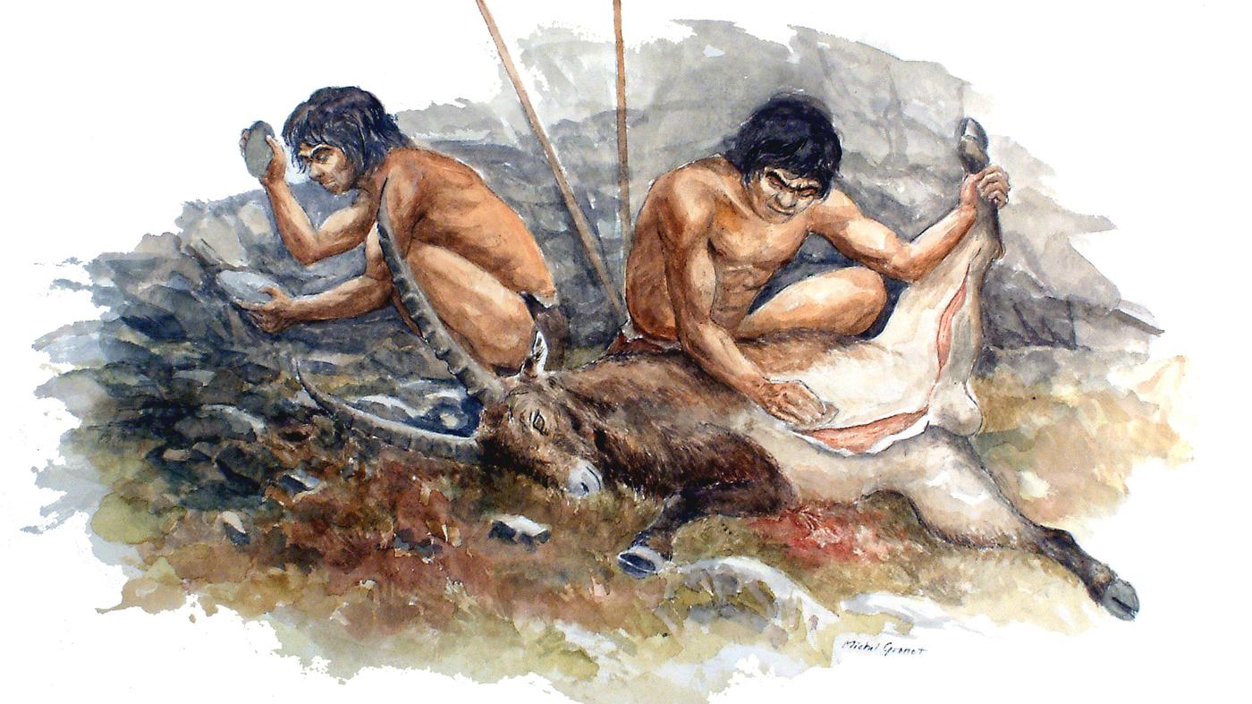 plant-based diet vs neanderthal diet
