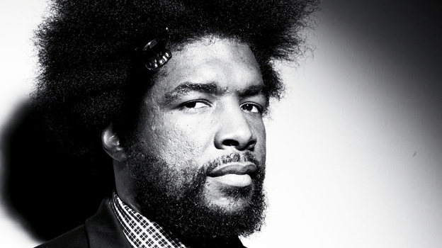 Questlove's previous books include Mo' Meta Blues and Soul Train. He also teaches a class about classic albums at New York University. (Courtesy of the artist)