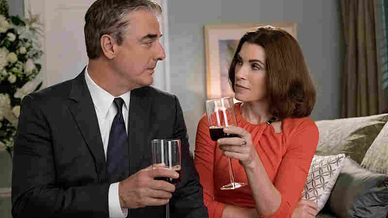 As The Good Wife comes to a close, Alicia Florrick (Julianna Margulies) has risen to managing partner at her Chicago law firm and Peter Florrick (Chris Noth) is again facing corruption charges.