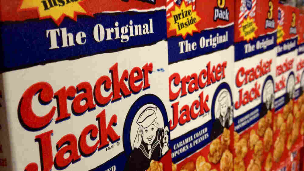 Cracker Jack's Prize In The Box Will Now Be Digitized
