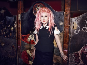 Cyndi Lauper's new album is called Detour.