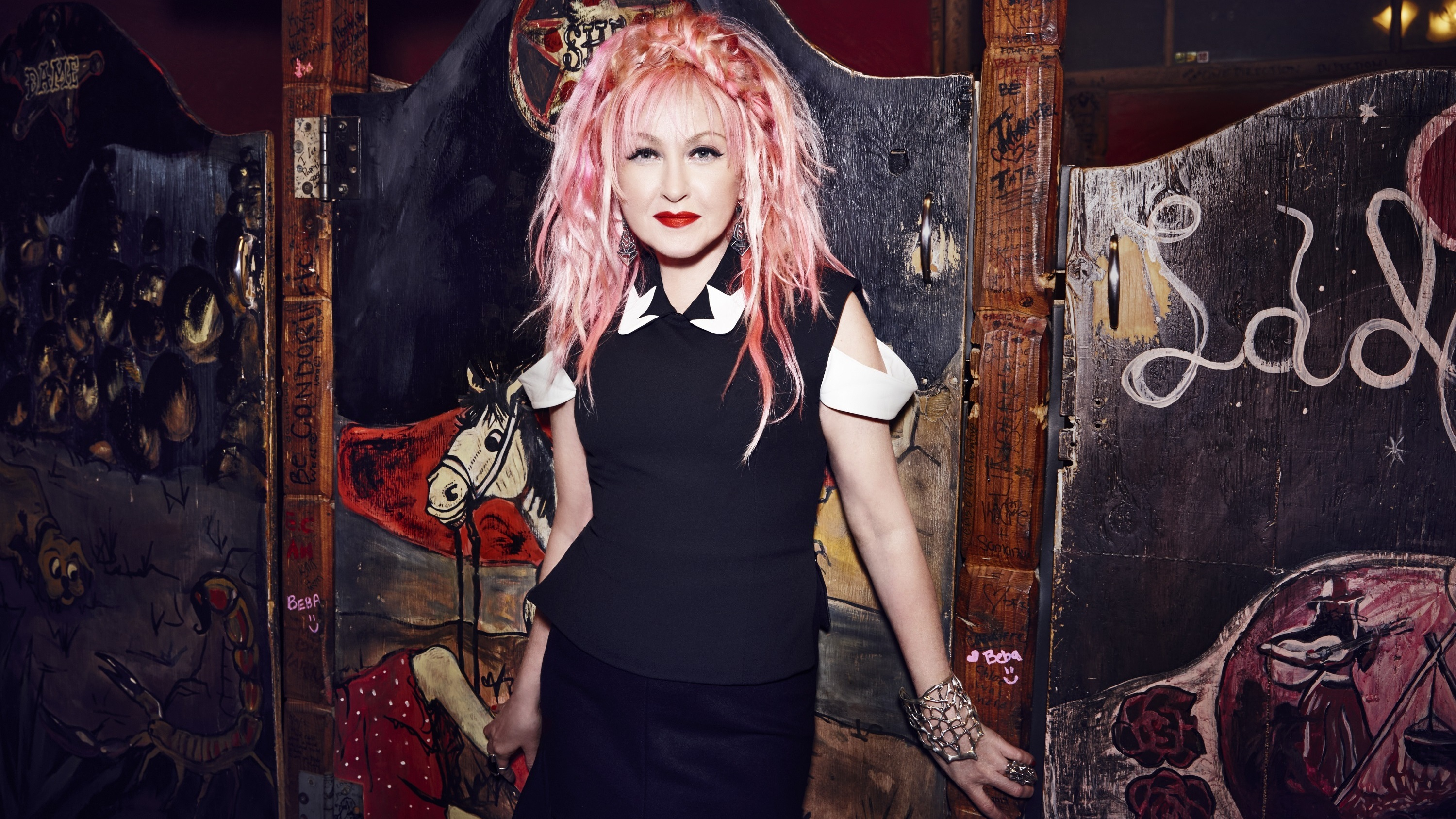Cyndi Lauper Charts Her Own Path — Thanks, In Part, To Patsy Cline