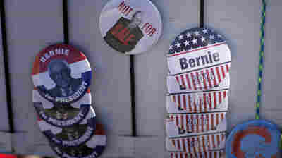 Federal Election Commission reports for January, February and March of 2016 show Bernie Sanders outspending Hillary Clinton $121.6 million to $80.2 million.