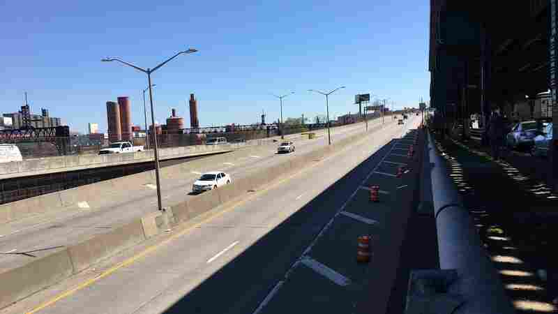 The Sheridan Expressway is little-used, and neighborhood groups hope to convert it to a boulevard.